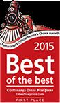 Best of the Best 2015 Winner