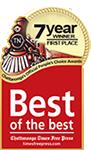 Best of the Best 7-Year Winner